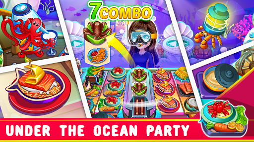 Cooking Party : Cooking Star Chef Cooking Games 1.8.3 screenshots 20