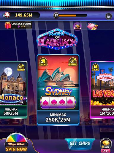BlackJack 21 - blackjack free offline games 1.5.2 screenshots 11