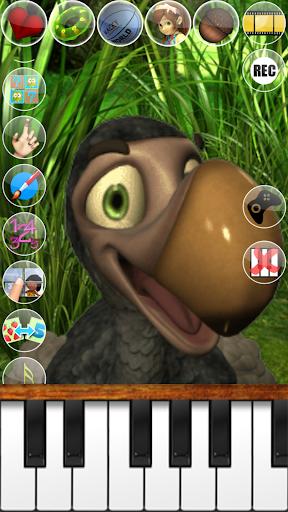 Talking Didi the Dodo apktram screenshots 9
