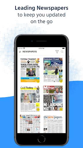 Magzter: Digital Magazines & Newspapers  Screenshots 2