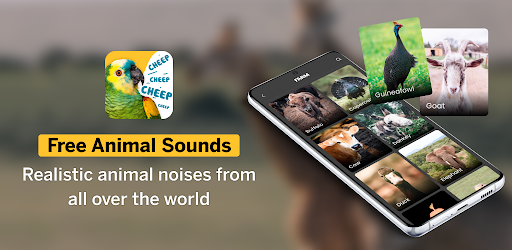 Free animal sounds: real animal noises & pictures Versi 1.0