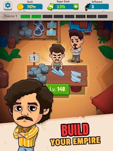 Narcos: Idle Cartel Mod Apk (Unlimited Money) 10