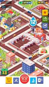 Idle Firefighter Empire Tycoon Mod Apk- Management Game (Unlimited Money) 6