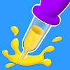 Paint Dropper 대표 아이콘 :: 게볼루션