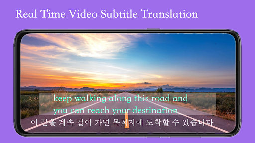 Video translation  - translation subtitles android2mod screenshots 1