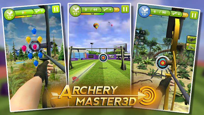 Archery Master 3D  poster 22