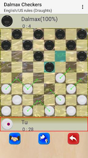 Checkers by Dalmax 8.2.0 Screenshots 7