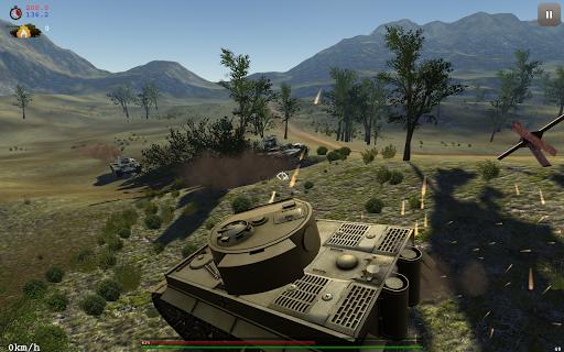Archaic: Tank Warfare 5.04 screenshots 2