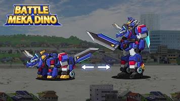 Robotforce - Mechadino : Triceratops