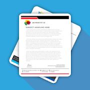 Letterhead Maker - Letter Writing Templates