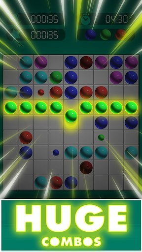Line 98: Color lines, Connecting 5 Game apk 1.0.1 screenshots 1