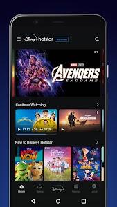 Disney+ Hotstar 5.0.0 (1022) (Android TV) (Version: 5.0.0 (1022))