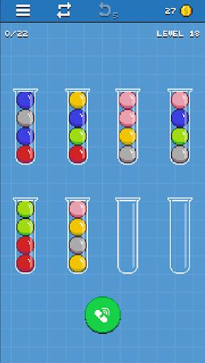 Ball Sort Puzzle PX  screenshots 1