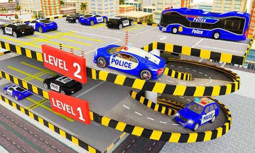 Police Multi Level Car Parking Games: Cop Car Game 2.0.6 screenshots 1