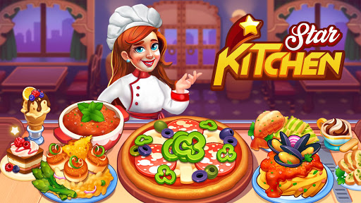 Kitchen Star Craze - Chef Restaurant Cooking Games  screenshots 1