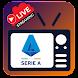 Serie A Football Live Tv