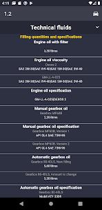 TechApp for Opel 5