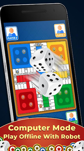 Parchisi Superstar - Parcheesi Dice Board Game 1.5 screenshots 4