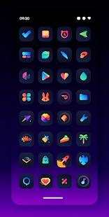 Bladient Icons Screenshot