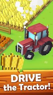 Bricky Farm MOD APK (Unlimited Gems) 3