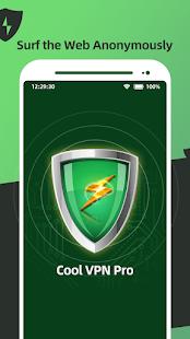 Cool VPN Free - Super Smart VPN, Fast VPN Proxy 1.0.038 screenshots 4