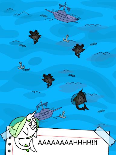 Shark Evolution - Fierce Shark Making Clicker screenshots 8