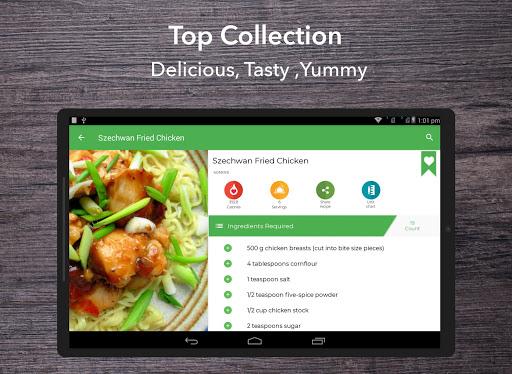 All Recipes : World Cuisines 54.0.0 Screenshots 9
