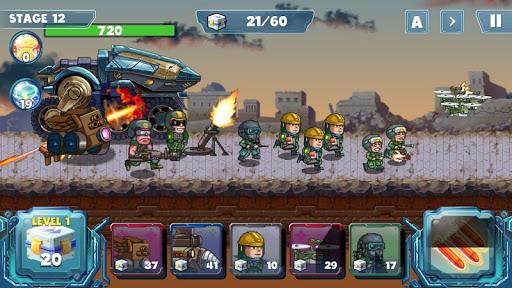 Télécharger Gratuit Guerre de défense mod apk screenshots 2