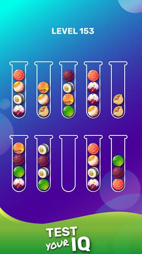 Ball Sort Puzzle - Brain Game Apkfinish screenshots 18