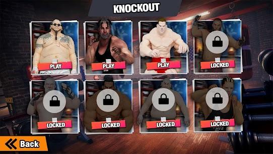 GYM Fighting Game: Bodybuilder Trainer Fight PRO [Mod Version] 4