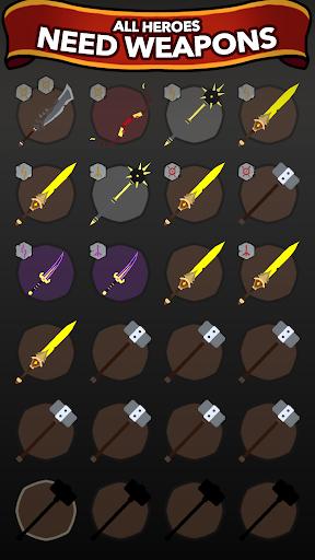 Blacksmith - Merge Idle RPG 1.9.4 screenshots 3