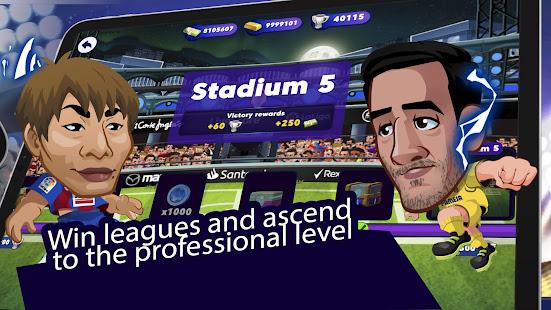 Head Football LaLiga 2021 - Skills Soccer Games screenshots 6