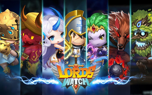 Lords Watch: Tower Defense RPG 1.2.7 screenshots 1
