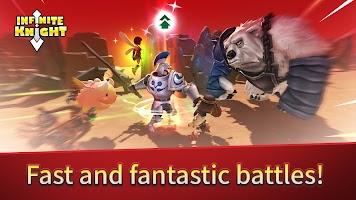 INFINITE KNIGHT : 3D IDLE RPG