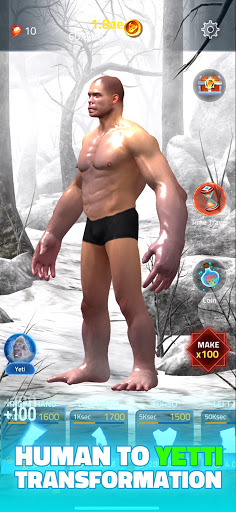 Idle Transformation apkpoly screenshots 4