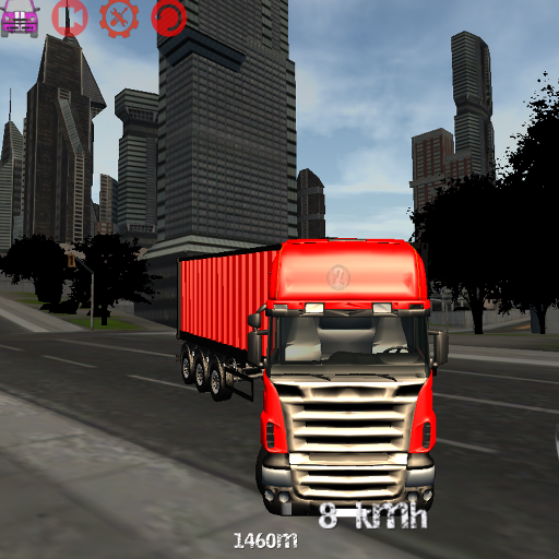 Real Truck Simulator 3D For PC Windows (7, 8, 10 and 10x) & Mac Computer