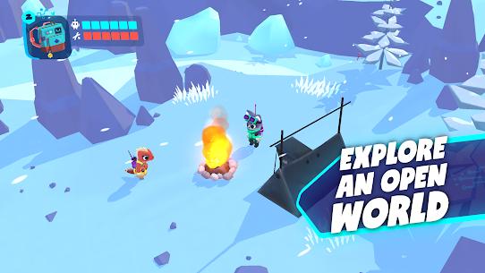 Botworld Adventure Latest Mod Apk 1.0.0 (Unlimited Money) 2