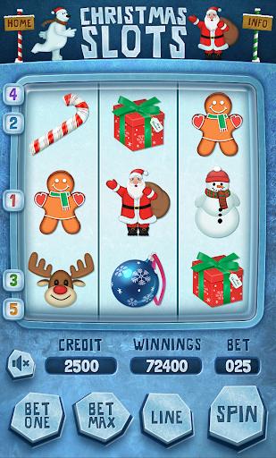 christmas slots free screenshot 3