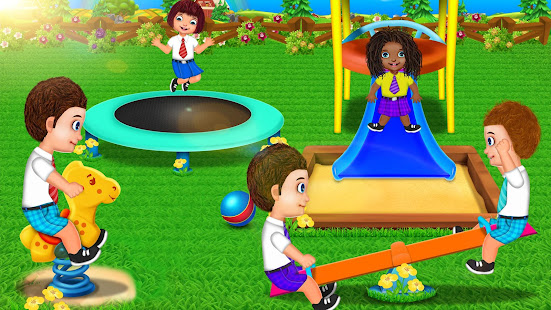 Emma Back To School Life: Classroom Play Games screenshots 2
