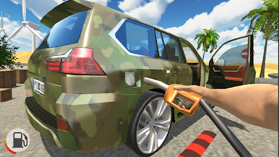 Offroad LX Simulator screenshots 8