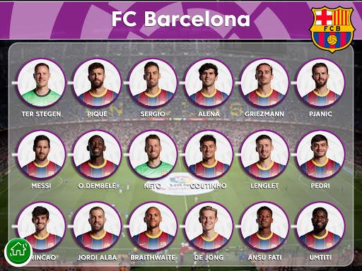 La Liga Educational games. Games for kids screenshots 13