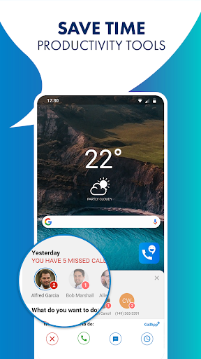 CallApp: Caller ID, Call Blocker & Call Recorder android2mod screenshots 8