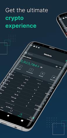 Bitfinex: Trade Bitcoin & Digital Assetsのおすすめ画像1