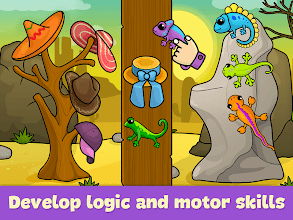 Learning games for toddlers age 3 screenshot thumbnail