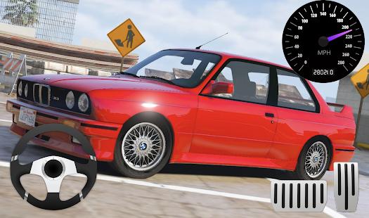 Run Racer BMW M3 Parking Star 11.1 Screenshots 4