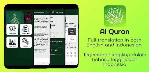 Al Quran Indonesia Offline Versi 1.0.0