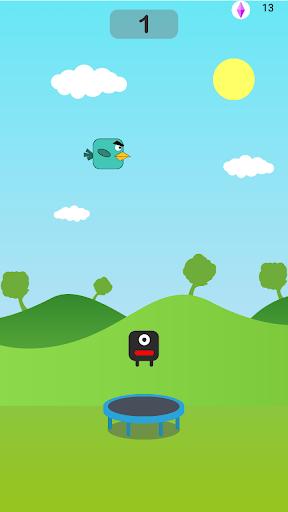 trampoline hero screenshot 1