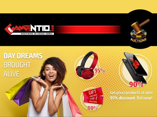 Gamentio 3D: Poker Teenpatti Rummy Slots +More  screenshots 18