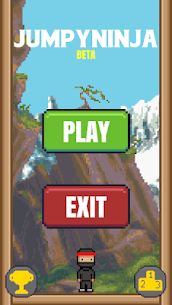 Jumpy Ninja – APK with Mod Free 1