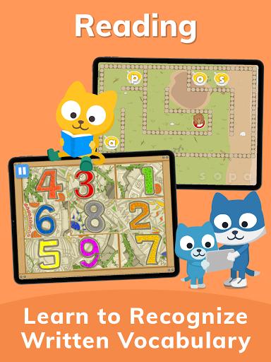 Studycat: Fun Spanish for Kids apktram screenshots 21